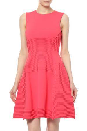 Платье DSquared2. Цвет: бордовый