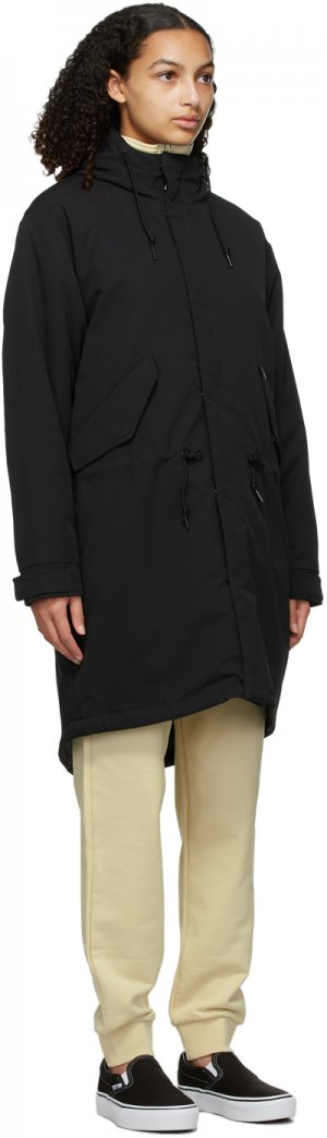 Black Addison Coat Carhartt Work In Progress. Цвет: black