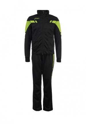 Спортивный костюм ASICS AS455EMDSO84. Цвет: черный