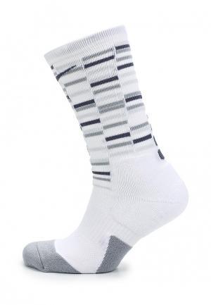 Носки Nike Elite Crew Basketball Socks. Цвет: белый
