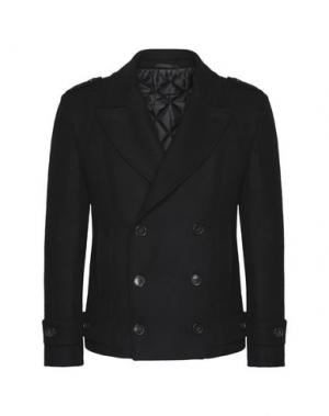 Пальто 8 by YOOX. Цвет: черный