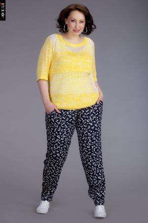 Комплект (блузка +майка) AVERI