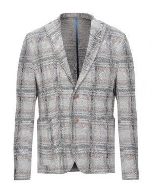 Пиджак BARBATI. Цвет: белый