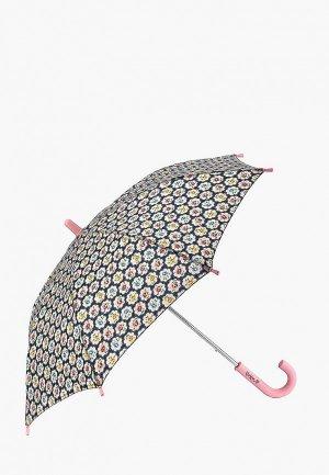Зонт-трость Fulton. Цвет: синий