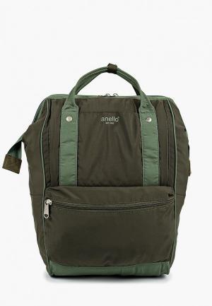 Рюкзак Anello LARGE 22L. Цвет: зеленый