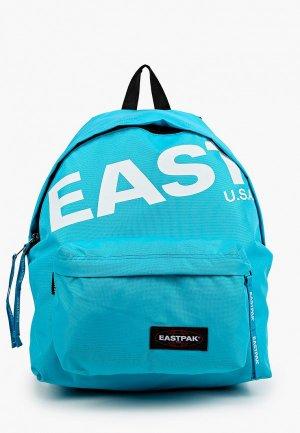 Рюкзак Eastpak PADDED PAKR. Цвет: голубой