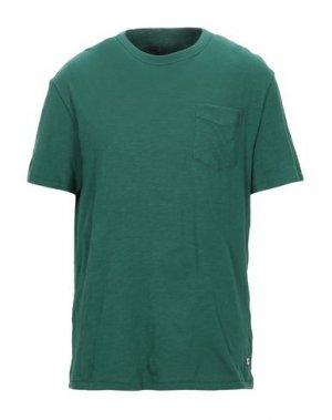 Футболка LEVI' S. Цвет: зеленый