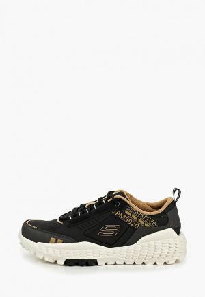 Кроссовки Skechers MONSTER. Цвет: черный