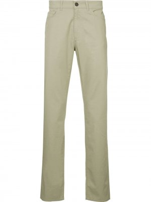 Классические брюки Gieves & Hawkes. Цвет: нейтральные цвета