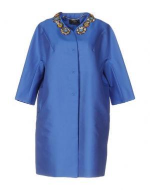 Легкое пальто CLIPS. Цвет: синий