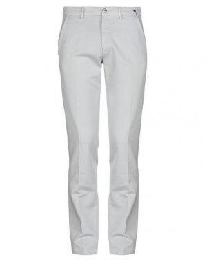 Повседневные брюки EM'S OF MASON'S. Цвет: светло-серый