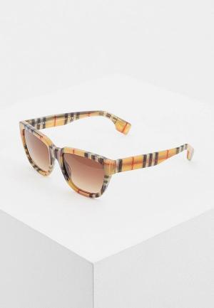 Очки солнцезащитные Burberry BE4277 377813. Цвет: бежевый