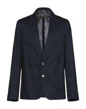 Пиджак NEILL KATTER. Цвет: темно-синий