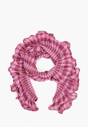 Шарф Venera. Цвет: розовый