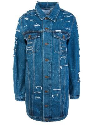 Джинсовая куртка FORTE COUTURE