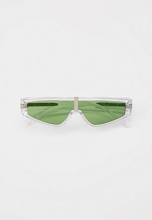 Очки солнцезащитные Emporio Armani EA4167 537171. Цвет: прозрачный