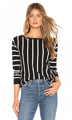 Пуловер quentin Lovers + Friends. Цвет: black & white