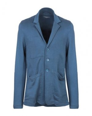 Пиджак MAJESTIC FILATURES. Цвет: грифельно-синий