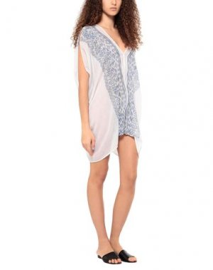 Пляжное платье ELLA LUNA. Цвет: синий