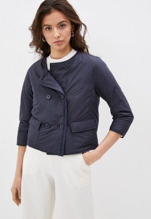 Куртка утепленная Add. Цвет: синий