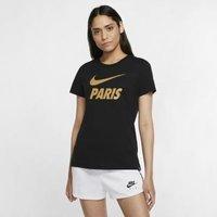 Женская игровая футболка Paris Saint-Germain - Черный Nike