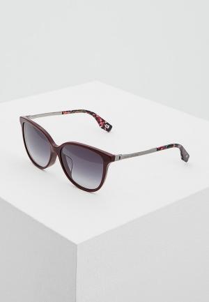 Очки солнцезащитные Marc Jacobs 307/F/S LHF. Цвет: бордовый