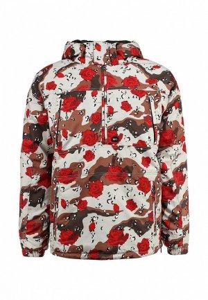 Куртка утепленная K1X KX001EMDJZ39. Цвет: мультиколор
