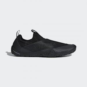 Коралловые тапочки Terrex Climacool Jawpaw Performance adidas. Цвет: черный