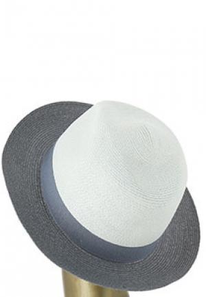 Шляпа FABIANA FILIPPI. Цвет: серый