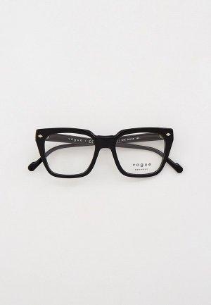 Оправа Vogue® Eyewear VO5371 W44. Цвет: черный