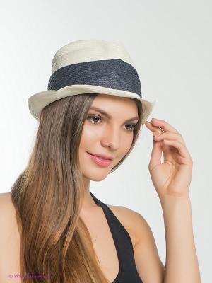 Шляпа Marina Yachting. Цвет: черный, кремовый