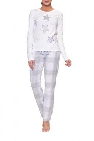 Комплект с брюками Catherines Catherine's. Цвет: серый
