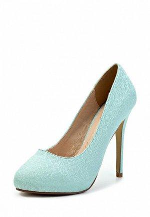 Туфли Friis & Company FR004AWHH887. Цвет: голубой