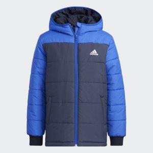 Утепленная куртка Winter Performance adidas. Цвет: белый