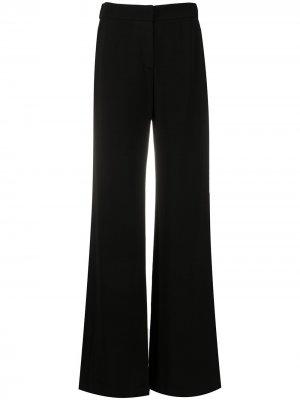 Широкие брюки с завышенной талией Gianluca Capannolo. Цвет: черный