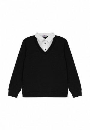 Пуловер Bell Bimbo. Цвет: черный