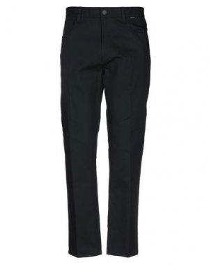 Повседневные брюки HURLEY. Цвет: черный