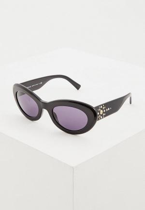 Очки солнцезащитные Versace VE4355B GB1/1A. Цвет: черный