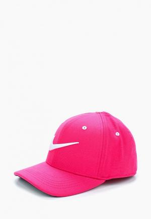 Бейсболка Nike Kids AeroBill Classic99 Training Cap. Цвет: розовый