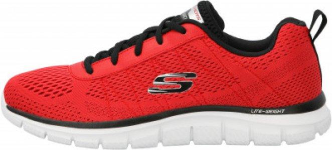 Кроссовки мужские Track, размер 46.5 Skechers. Цвет: красный