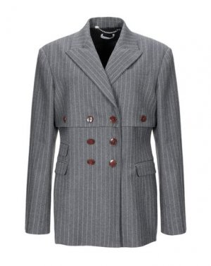 Пальто ALTUZARRA. Цвет: серый