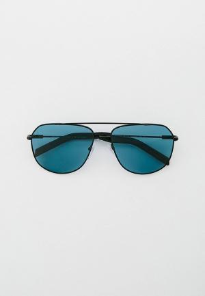 Очки солнцезащитные Prada PR 59WS 1AB04D. Цвет: черный