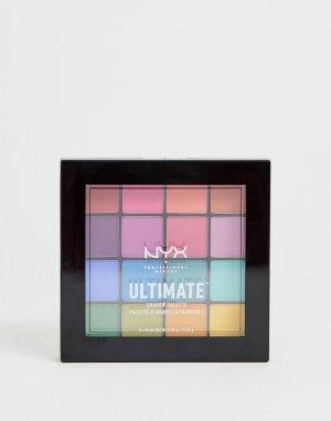 Палитра теней для век NYX Professional Makeup