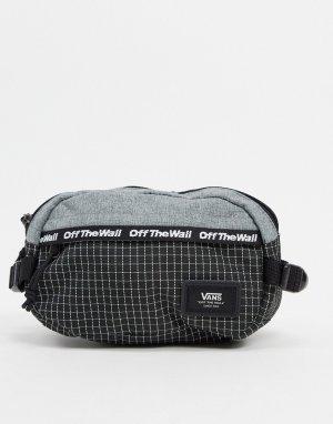 Сумка-кошелек на пояс Aliso II in Heat-Черный Vans