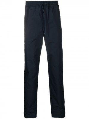Спортивные брюки A.P.C.. Цвет: синий