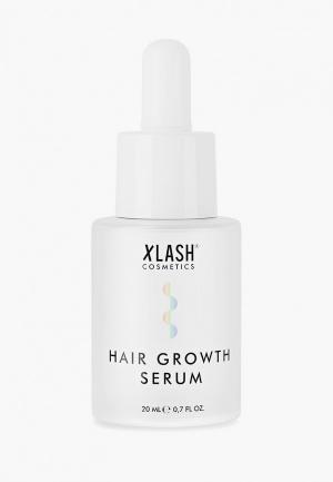 Сыворотка для волос Almea Hair Growth Serum. Цвет: белый