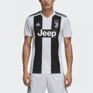 Домашняя игровая футболка Ювентус Performance adidas. Цвет: черный
