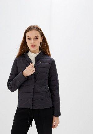 Куртка утепленная Acasta ACSQMW0CO76. Цвет: черный