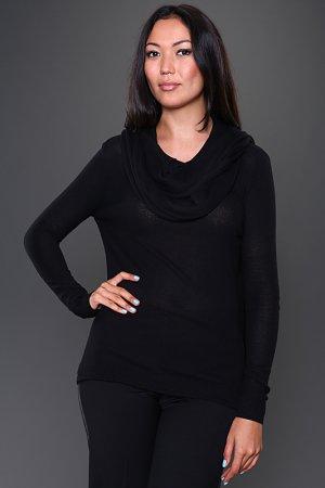 Блуза Jasmine Di Milo. Цвет: черный