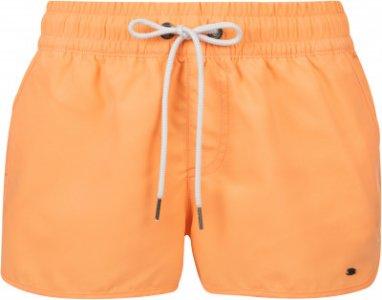 Шорты пляжные женские ONeill Solid, размер 42-44 O'Neill. Цвет: оранжевый